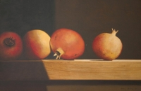 Pomegranates by Blom, Wim