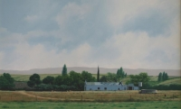 Farm house near Tulbagh by Haskins, Christopher
