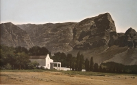 Franschoek farm by Meyer, John