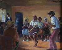 Township dance by Pemba, George