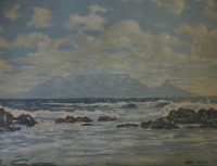 Table Mountain by Wale, Eric
