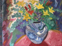 Still life by White, Donna