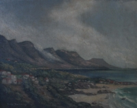 Cape Scene by Thackwray, James