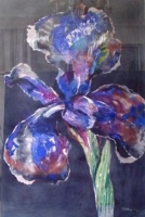 Dutch iris by Kentridge, William