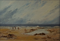 Seaside by Van Der Walt, Marie