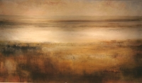 Abstract landscape by Voigt, Harold