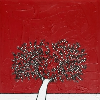 My red apple tree by Scott, Richard