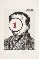 Nose 20 by Kentridge, William