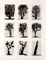 Universal Archive (Nine Trees) by Kentridge, William
