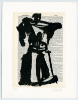 Universal Archive : Ref 7 by Kentridge, William