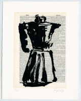 Universal Archive : Ref 10 by Kentridge, William