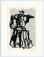 Universal Archive : Ref 5 by Kentridge, William