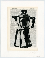 Universal Archive : Ref 8 by Kentridge, William
