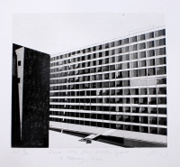 Room 1008, John vorster Square, 15 February, 1977 by Wafer, Mary