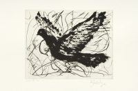 Magic Flute - Dove State IV by Kentridge, William