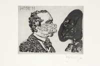 Nose 11 by Kentridge, William
