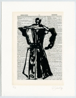 Universal Archive : Ref 3 by Kentridge, William