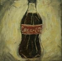 Coca-cola bottle by Dyaloyi, Ricky Ayanda