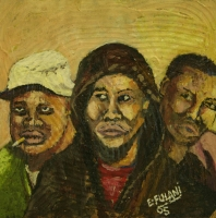 3 gangsters by Fulani, Ernest