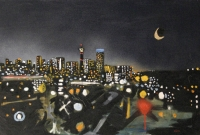 Night in the city II by Gietl, Karl