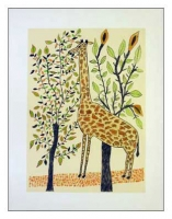 Giraffe in the Way by Coco, Koaba