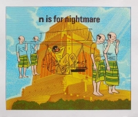 N is for Nightmare by Kannemeyer, Anton