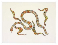 Different Snakes by Kase, Thama