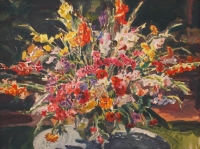 Flowers by Batha, Gerhard