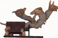 Dogs of War by Handspring Puppet Company
