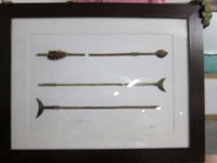 3 Angolan Arrows by Madden